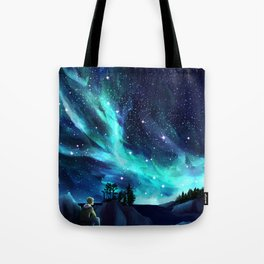 Lost in Space - Lance Tote Bag
