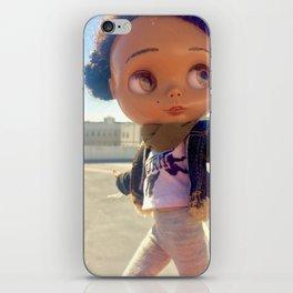 I Love Bull City iPhone Skin