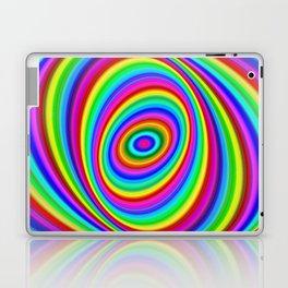 Rainbow Hypnosis Laptop & iPad Skin