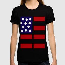 American design! USA flag #society6 #decor #buyart #artprint T-shirt