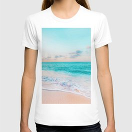 Ocean Bliss #society6 #society6artprint #buyart T-shirt