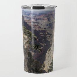 A Vertical View - Grand Canyon Travel Mug