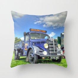 Bedford Dropside Tipper Throw Pillow