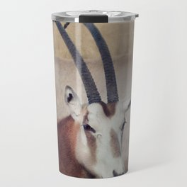 Scimitar oryx Travel Mug