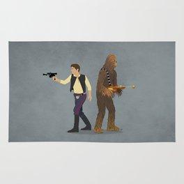 Han & Chewie Rug