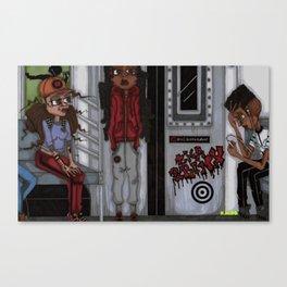 Tha Bronx 3 Canvas Print