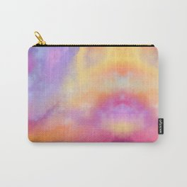 Bright Clouds Carry-All Pouch