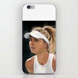 Elina Svitolina iPhone Skin