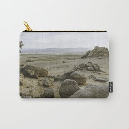 Somewhere in the Gobi Desert Carry-All Pouch