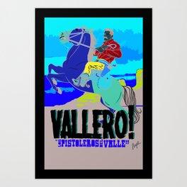 Vallero02 Art Print