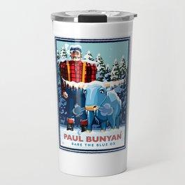 Landmark Series | MN Paul Bunyan Winter Travel Mug