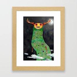 Forest Spirit Framed Art Print