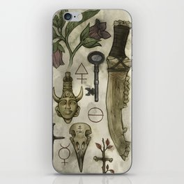 (Super)natural History - 01 iPhone Skin
