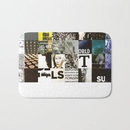 SOUL_Collage Bath Mat