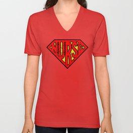 Super Nurse Unisex V-Neck