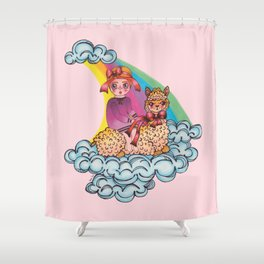 ALMA Shower Curtain
