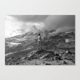 Awesome Nature Canvas Print