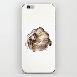 Garlic iPhone Skin