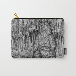 Cave of the Bear King Carry-All Pouch