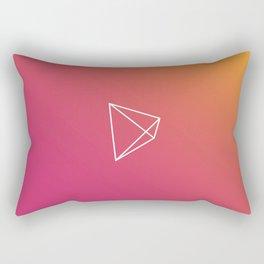 Geometry Rectangular Pillow