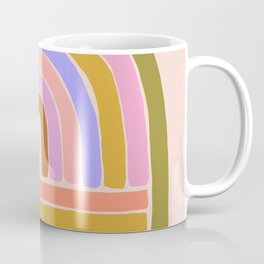 rainbow : of the heart Coffee Mug