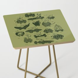 Critter Cars Side Table