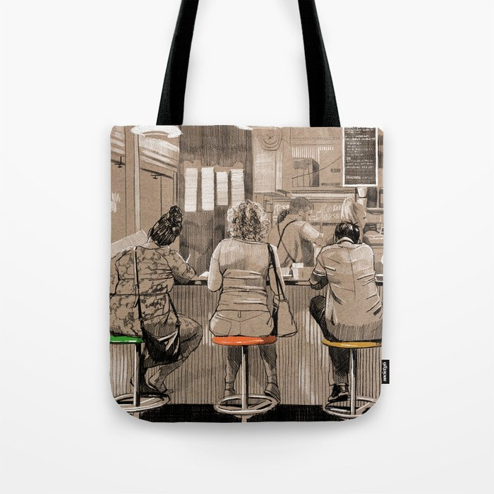 Daily life Tote Bag