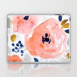 Genevieve Floral Laptop & iPad Skin