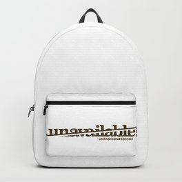 Unfashion#503503 Backpack