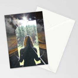 Road to Anywhere Stationery Cards