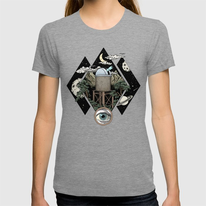 Through the looking glass and what i found there T-shirt