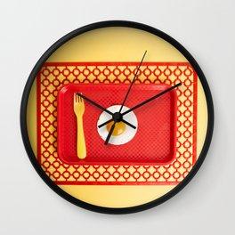 Egg tray Wall Clock
