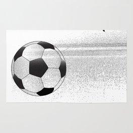 Moving Football Rug