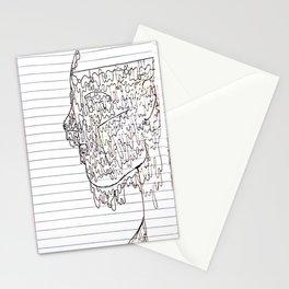 Melting Away Stationery Cards