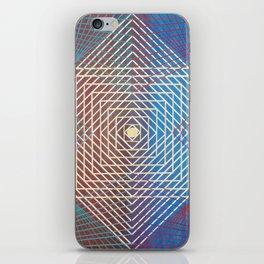 Rhythmic iPhone Skin