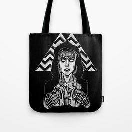She's Filled with Secrets - Laura Palmer - Twin Peaks Tote Bag