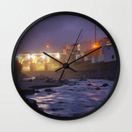 Ribeira Grande, Azores Wall Clock