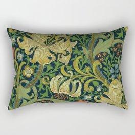 """John Henry Dearle """"Golden Lily"""" 1. Rectangular Pillow"""