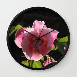 Rose rose Wall Clock