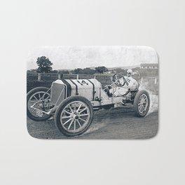Race car Bath Mat