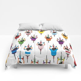 Cycling Squad Comforters