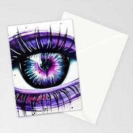 """""""Broken heart"""" Stationery Cards"""