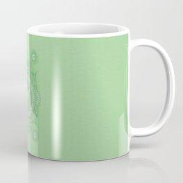 mandala Chakra Anahata Coffee Mug