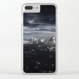 Clouds over the  Sea Clear iPhone Case