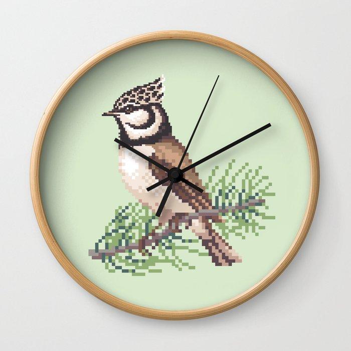 Bird 3 Wall Clock