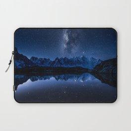 Night mountains Laptop Sleeve