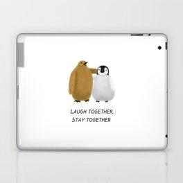 Penguin Pals Laptop & iPad Skin