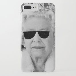 BE COOL - The Queen iPhone Case