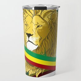 Reague Lion Travel Mug