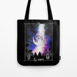 The Moon Tarot by WildOne Tote Bag